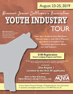 Youth Industry Tour Flyer